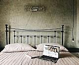Cabeceira de ferro @apartamento33  casal ou queen