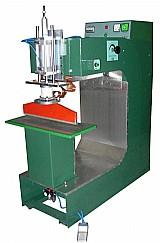 Maquinas de solda eletrônica para laminados de pvc e inducao
