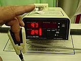 Oximetro para ressonancia magnetica invivo 4500mri / 7500fo / 8600fo / 4500 mri