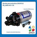 Bomba pressurizadora shurflo 8000 p  água 60lbs 40mca