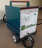 Maquina de solda eletrica para soldar arames chapas e gaiolas