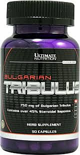 Tribulus terrestris 750mg 45% saponina  ultimate nutrition