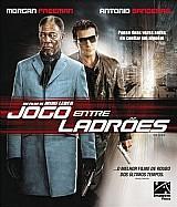 Dvd jogo entre ladroes novo original