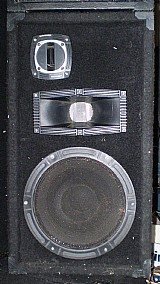 Mini coluna para voz. - 004