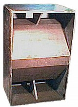 Caixa de pa para graves mod. w-horn altec sh-1215.- 007 -