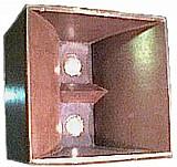 Caixa de pa de graves-medios m-12 ccdb. - 008