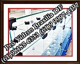 Balcao de vidro,  (61)98185-6333,  vitrine de vidro,  prateleira de vidro,  gôndola de vidro,   no df,   em brasilia,  vidro temperado modulado,  (61)9997-4197