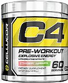 C4 extreme cellucor 60 doses.