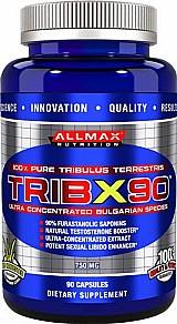Allmax nutrition tribx 90% de saponinas