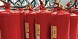 A venda de extintores novos - restaurantes