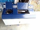 Lavadora de roupas industrial compacta plus 20x10