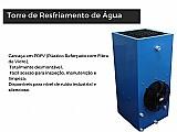 Torre de resfriamento de agua 4m³/h (compacta)