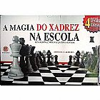 Dvd - xadrez na escola   (são 4 dvds   brinde )