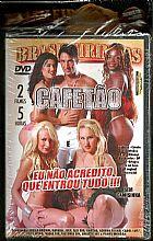Dvd brasileirinhas,  cafetão,  lacrado