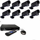 Cameras kit dvr infrared