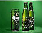 Cerveja carlsberg garrafa