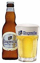 Hoegarden cerveja garrafas
