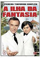 Seriado a ilha da fantasia  1978 - 1ª temporada - 4 dvds - 16 episodios  - dublado