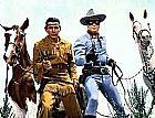 Seriado zorro lone ranger 1949  - 1 dvds - 5 episodios  - dublado