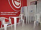 Conjunto mesas cadeiras