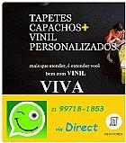 Viva bem com vinil - tapetes capachos vinil personalizados todo brasil