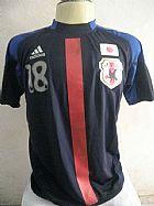 Replicas de camisas de futebol
