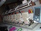 Maquina de bordar cilindrica