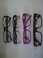 Óculos de grau para leitura preto/marrom  acima 50 pecas