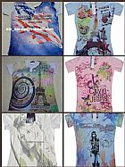 Camisetas femininas calvin klein