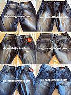 Bermudas jeans hurley, dc, mcd, ecko, calvin klein, armani, oakley