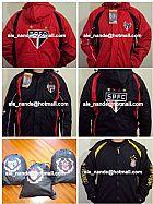 Jaquetas e agasalhos de times de futebol e griffe
