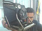 Camera fotografica antiga kw dresden-a