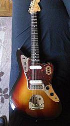 Fender jaguar  japonesa