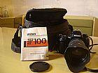 Camera profissional f100 nikon