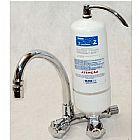 Terrivel contras as bacterias. água com qualidade