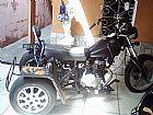 Triciclo artesanal 400cc em itanhaem