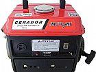 Gerador motomil 11 kva a gasolina trifasico (novo)