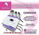 Cavitation lipocavitacao 40k radio frequencia facial 1mhz & corporal mhz