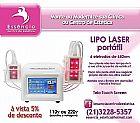 Lipolaser portatil atenda seus clientes em domicilio lipo laser