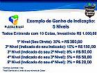 Publika brasil ganhe dinheiro sem indicar ninguem