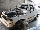 D20 turbo plus camioneta 150cv branca unico dono