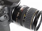 Camera digital canon 50d com lente 28-15mm e bolsa profissional