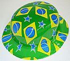 Adereco Copa do Mundo Atacado 480 Chapeus Coquinho Torcida Jogos Brasil