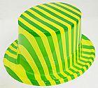 Kit 10 Chapeus Malandro Aderecos Torcida Copa do Mundo Jogos Brasil Torcedor