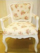 Cadeira provencal infantil