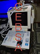 Aparelho de ultrassom tokimec cs-2020