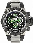 Relogio Invicta Mens 6566 Subaqua Noma IV Collection Chronograph Black