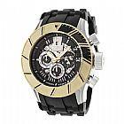 Relogio Invicta Mens 14022 Pro Diver Chronograph Black Textured Dial Black