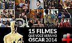filmes indicados ao oscar 2014 disponiveis em dvd