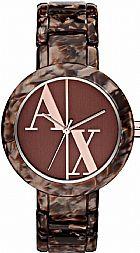 Relogio Armani Exchange AX3129 Ladies MANDY All Brown